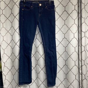 Express Ankle Skinny Stella low rise size 4
